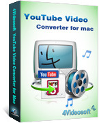 4Videosoft YouTube Video Converter for Mac Voucher Code Exclusive