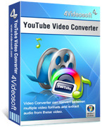4Videosoft YouTube Video Converter Sale Voucher