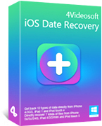 4Videosoft iOS Data Recovery Voucher Code Exclusive
