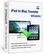 4Videosoft iPad to Mac Transfer Ultimate Voucher Deal