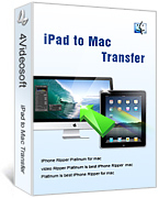 4Videosoft iPad to Mac Transfer Voucher Deal