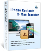 4Videosoft iPhone Contacts to Mac Transfer Voucher Code