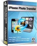4Videosoft iPhone Photo Transfer Voucher Sale - Exclusive