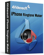 90% 4Videosoft iPhone Ringtone Maker Voucher