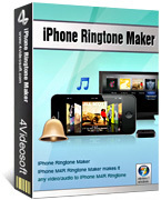 4Videosoft iPhone Ringtone Maker Voucher Code Discount