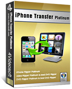 90% 4Videosoft iPhone Transfer Platinum Voucher