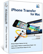4Videosoft Studio, 4Videosoft iPhone Transfer for Mac Sale Voucher