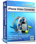 4Videosoft iPhone Video Converter Voucher Sale - Exclusive