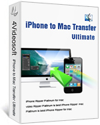 4Videosoft iPhone to Mac Transfer Ultimate Voucher - SALE