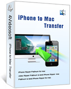 4Videosoft Studio, 4Videosoft iPhone to Mac Transfer Voucher Sale