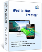 4Videosoft iPod to Mac Transfer Voucher Deal - EXCLUSIVE