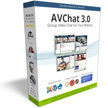 AVChat 3 Standard (100 connections) Voucher Deal - Exclusive