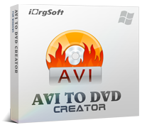 AVI to DVD Creator 50% Savings