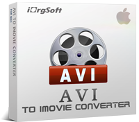 40% Deal AVI to iMovie Converter