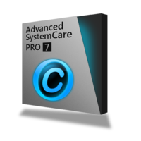 Advanced SystemCare 7 PRO (1 abbonamento annuale per 3 PC) Voucher