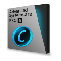 Advanced SystemCare PRO v6 (3 PCs with EBook) Voucher - SPECIAL