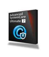 Advanced SystemCare Ultimate 7 (un an dabonnement, 3 PCs) Voucher Code