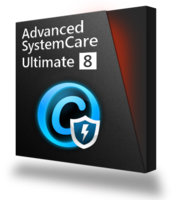 Advanced SystemCare Ultimate 8 (un an dabonnement, 3 PCs) Voucher - SPECIAL