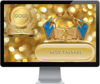 Aggressive White Hat - Gold Package - One Off Order Voucher Code Exclusive