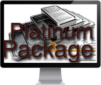 Aggressive White Hat SEO - Platinum Package - Monthly Voucher