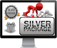 15 Percent Aggressive White Hat SEO - Silver Package Monthly Sale Voucher