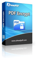 Ahead PDF Encrypt - Multi-User License (Up to 10 Users) Voucher - SPECIAL
