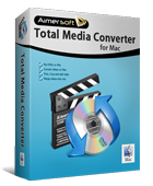 Aimersoft Total Media Converter for Mac Voucher Discount - SALE