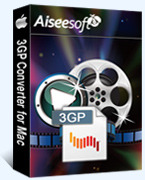 15% Off Aiseesoft 3GP Converter for Mac Discount Voucher