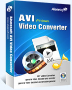 Aiseesoft AVI Video Converter Voucher Code Exclusive