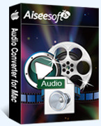 15% Aiseesoft Audio Converter for Mac Voucher Code