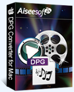 15 Percent Aiseesoft DPG Converter for Mac Voucher Sale
