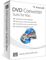 Aiseesoft DVD Converter Suite for Mac Voucher