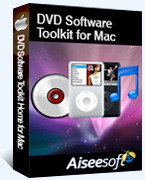 Aiseesoft DVD Software Toolkit for Mac Voucher Discount