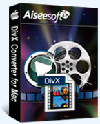 Aiseesoft DivX Converter for Mac Voucher Code