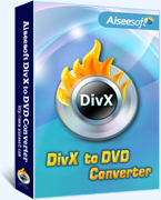 Aiseesoft DivX to DVD Converter Voucher Deal - 15%