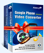 15 Percent Aiseesoft Google Phone Converter Suite Discount Voucher