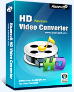 Aiseesoft HD Video Converter Voucher Code Exclusive