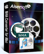 Aiseesoft M4A Converter for Mac Voucher Code Exclusive