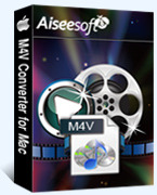 15 Percent Aiseesoft M4V Converter for Mac Voucher