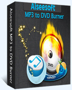 Aiseesoft MP3 to DVD Burner Voucher