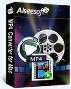 Aiseesoft MP4 Converter for Mac Discount Voucher