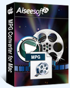 Aiseesoft MPG Converter for Mac Voucher Code Exclusive - Exclusive
