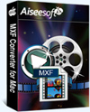 40% Deal Aiseesoft MXF Converter for Mac