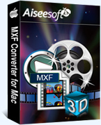 Aiseesoft MXF Converter for Mac Voucher Deal - Click to find out