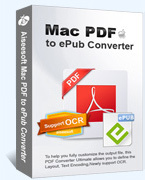 Aiseesoft Mac PDF to ePub Converter Voucher Code Exclusive