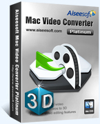 Aiseesoft Mac Video Converter Platinum 40% Deal