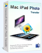 Receive 40% Aiseesoft Mac iPad Photo Transfer Deal
