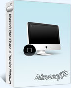 Aiseesoft Mac iPhone 4 Transfer Platinum 40% Voucher