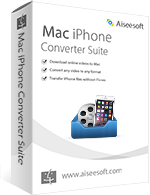 15% Off Aiseesoft Mac iPhone Converter Suite Voucher Code Discount