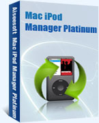 40% Discount on Aiseesoft Mac iPod Manager Platinum